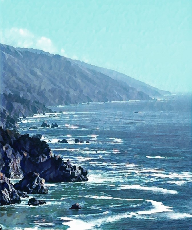big-sur-coast-line