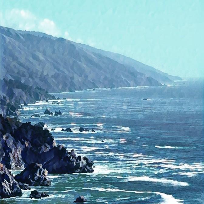 big-sur-coast-line
